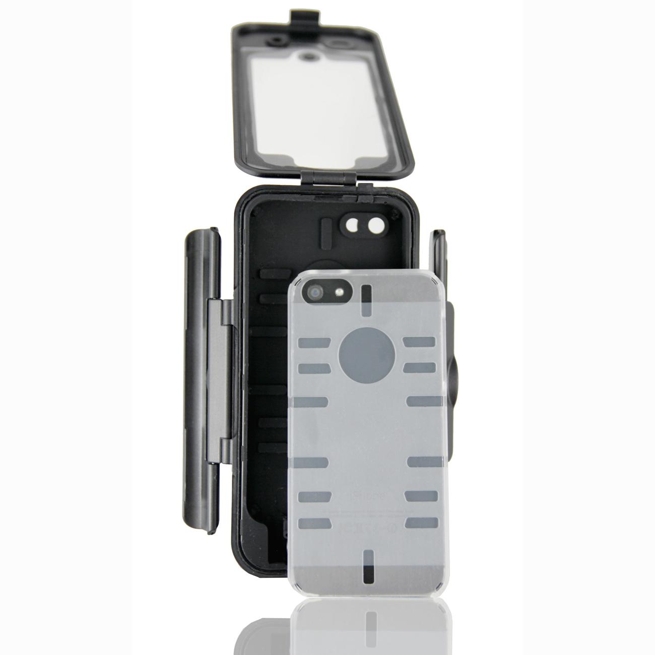 nc 17 pro shop nc 17 connect iphone 5 5s se bike case. Black Bedroom Furniture Sets. Home Design Ideas