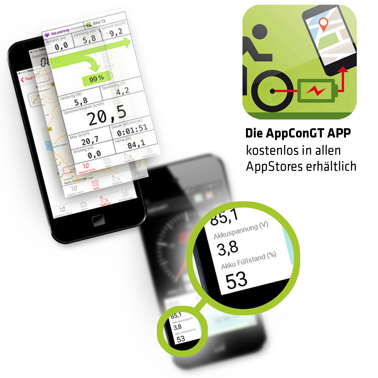 NC-17 Cycle NC-17 light by app<br/>nur über den App Store<br/>&nbsp;&nbsp;