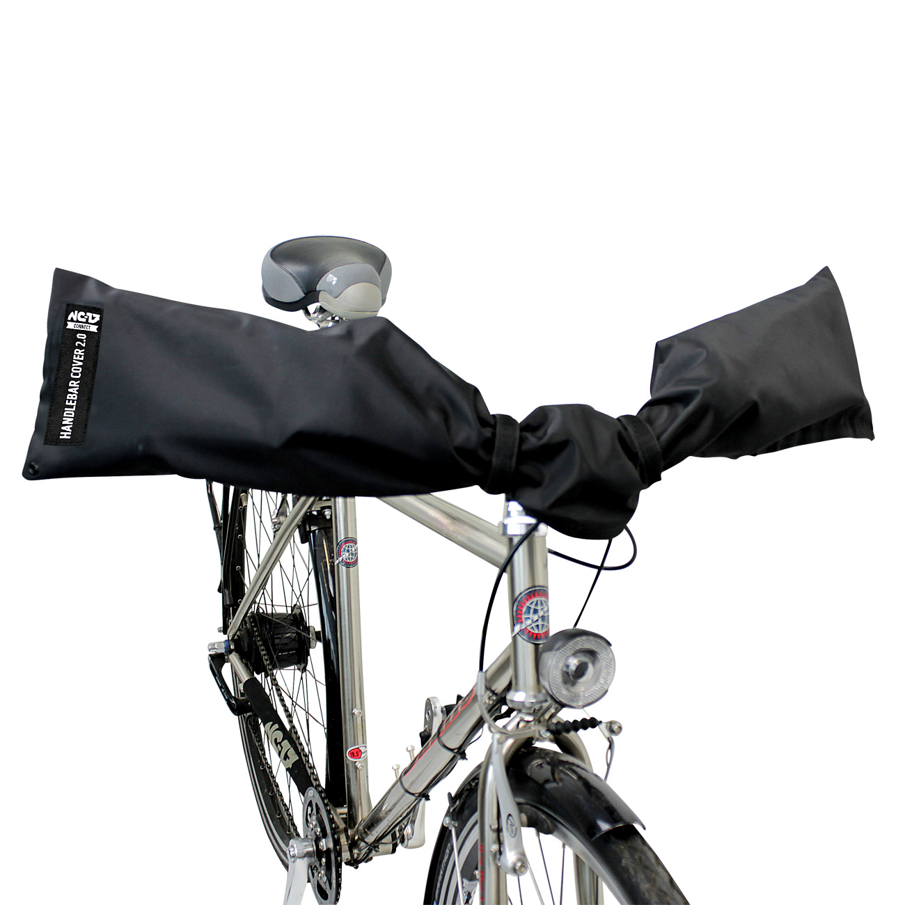 NC-17 Connect Handlebar Cover 2.0<br/>Für Lenker, one size fits all, schwarz<br/>