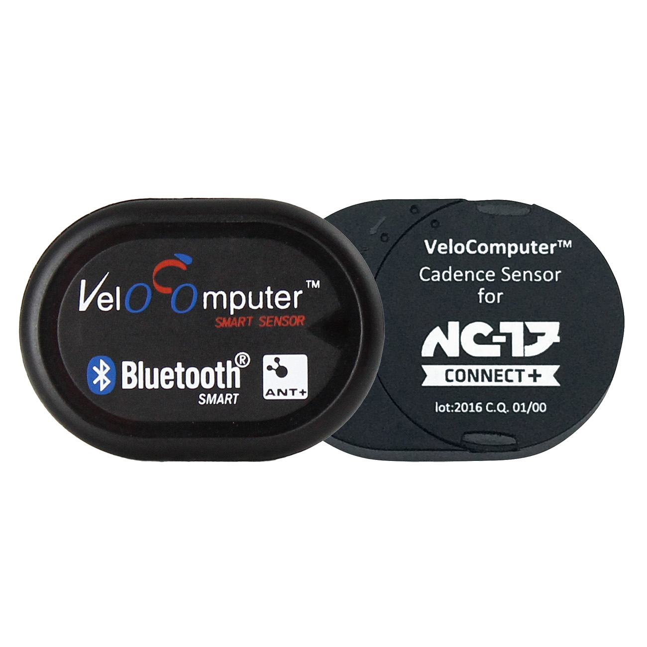 NC-17 Connect VeloComputer VC#5.1<br/>Trittfrequenz / Cadence, ANT+ und Bluetooth 4.0<br/>