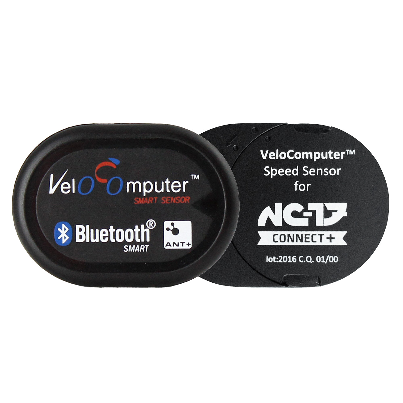 NC-17 Connect VeloComputer VC#5.1<br/>Speed Sensor, ANT+ und Bluetooth 4.0<br/>