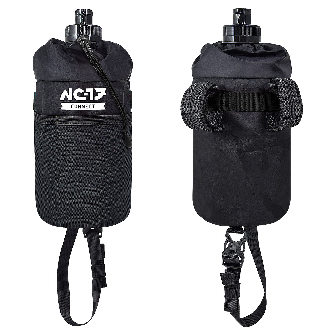 NC-17 Connect Storage Bag<br/>Stem Bag, Lenker-/Vorbautasche, Nylon, schwarz<br/>